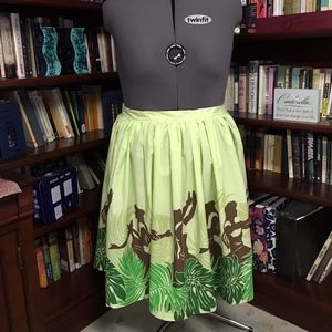 Atomic Starlet Chimera's Hula gathered skirt 4X